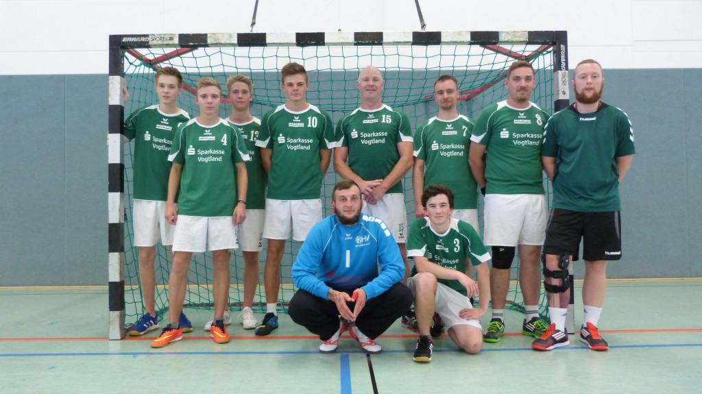 II. Männermannschaft Saison 2015/2016
