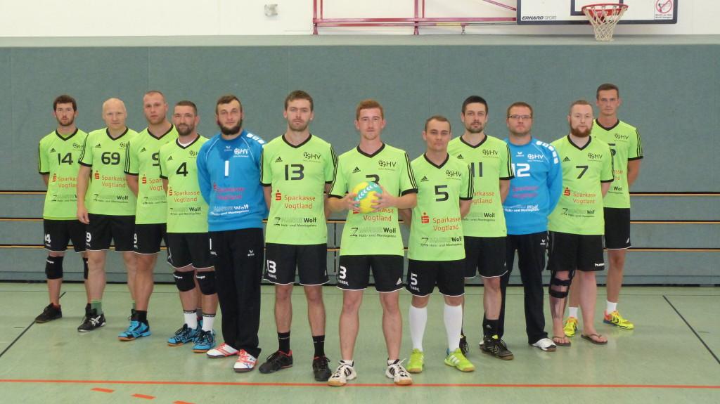 I. Männermannschaft